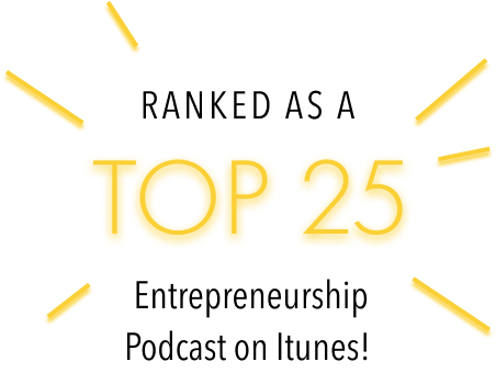 TOP25 entrepreneurship podcast on itunes