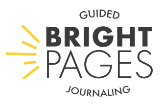 Guided Brightpages journaling logo